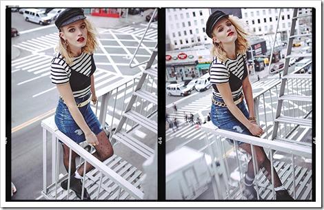 Shopbop 80′s Denim Campaign 2