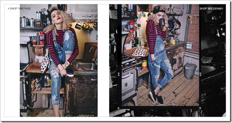 Shopbop 80′s Denim Campaign 4