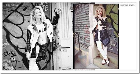 Shopbop 80′s Denim Campaign 6