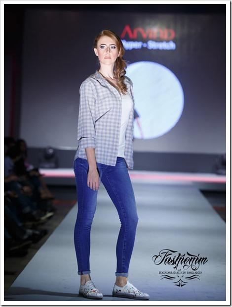 Arvind - Summer Distressed at Fashionim Denimsandjeans Bangladesh