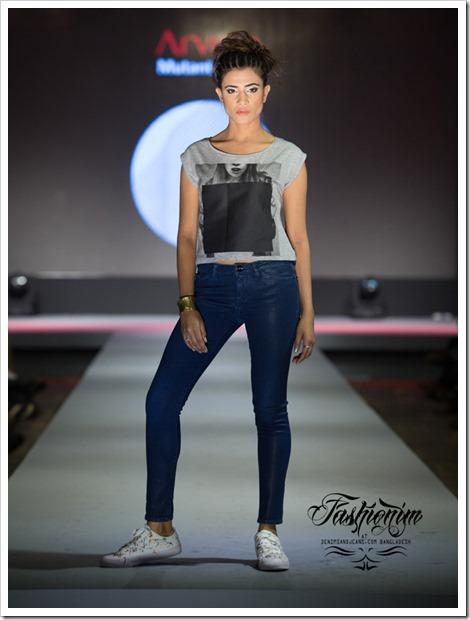 Arvind - Mutant Jeans at Fashionim Denimsandjeans Bangladesh