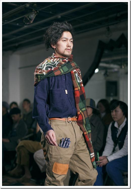Kapital Japan Fall Winter 2015 Collection
