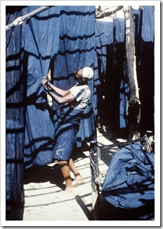 "Denimsandjeans.com ""Denim Book : Indigo: Egyptian Mummies to Blue Jeans"""