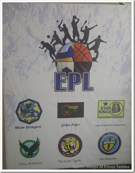 Sports Groups at ETL