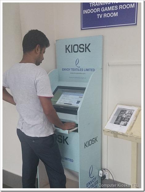 Computer Kiosks ETL