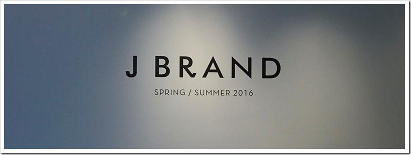 J Brand Spring Summer 2016 Lookbook