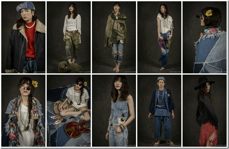 Kapital Fall Winter Collection 2015