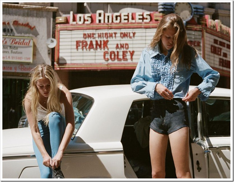 Siwy Denim spring Summer 2016 Lookbook