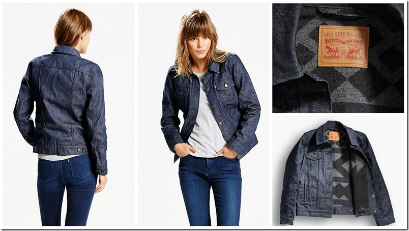 Levi's Work wear by Pendleton : Denimsandjeans.com