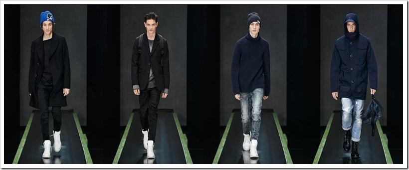G-Star Fall Winter 2015 Men's Lookbook : Denimsandjeans.com