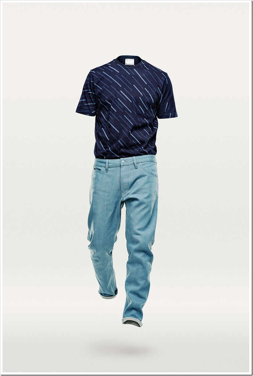 G-Star RAW by Marc Newson Spring Summer 2016 Collection