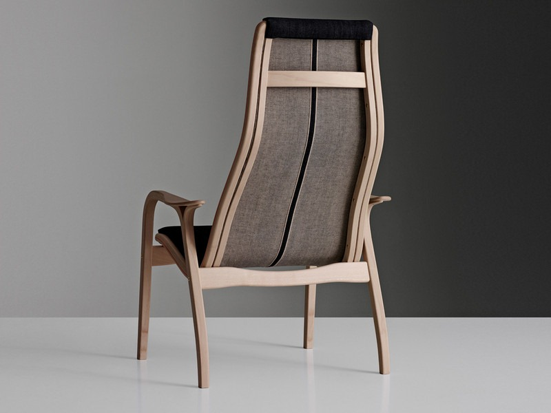 Swedese collaborates with Nudie Jeans To Recreate Classic Lamino Chair In Denim Denim Jeans