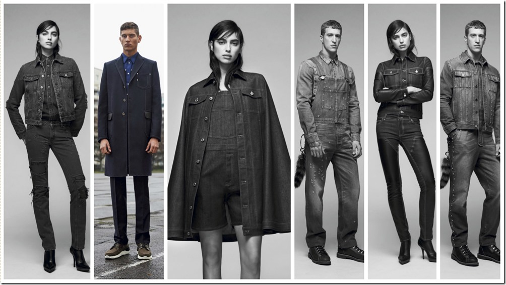 Givenchy Pre Fall 2016 Denim Trends