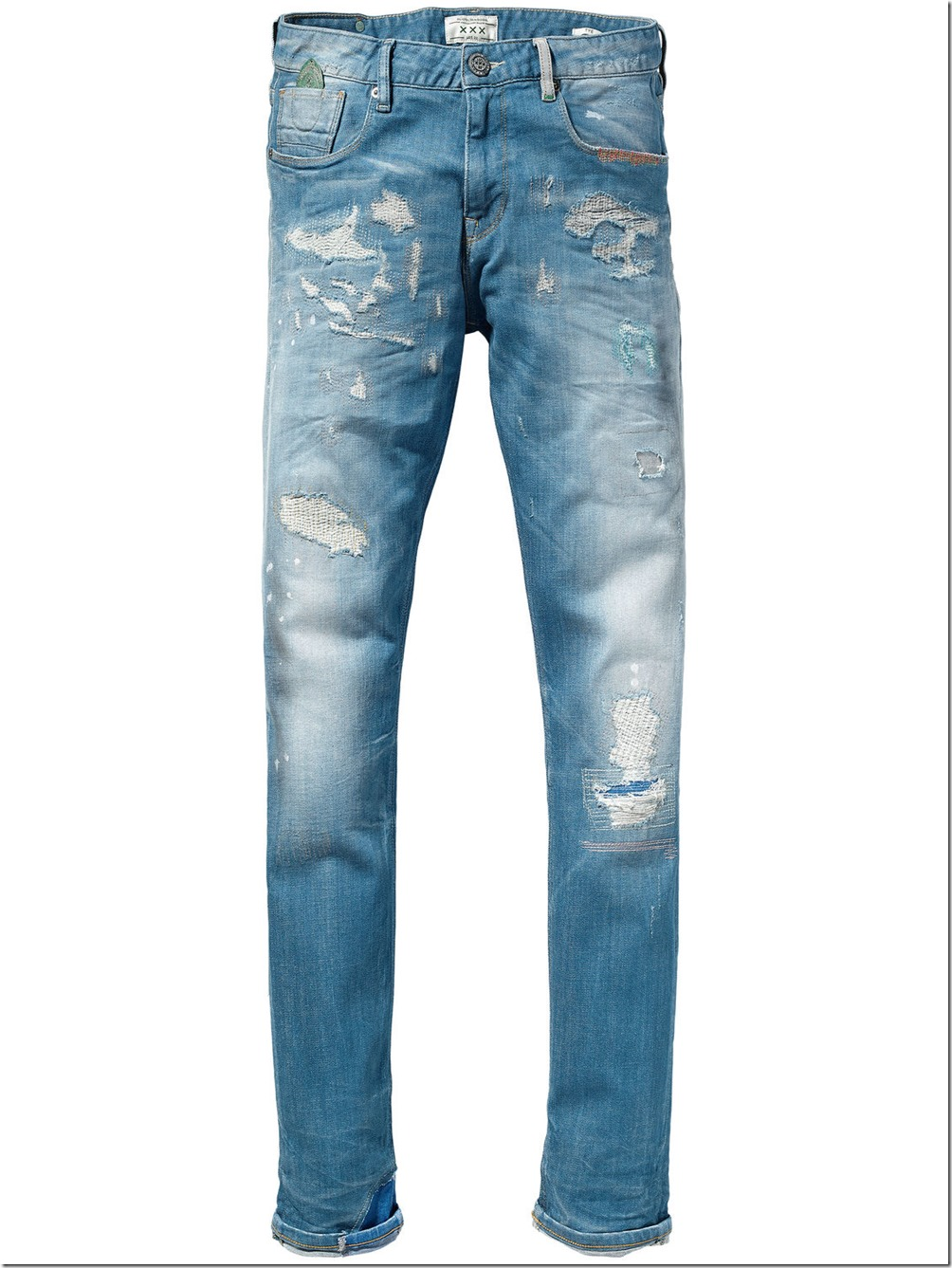 Scotch And Soda Latest Denim Looks Denim Jeans Trends News And Reports Worldwide