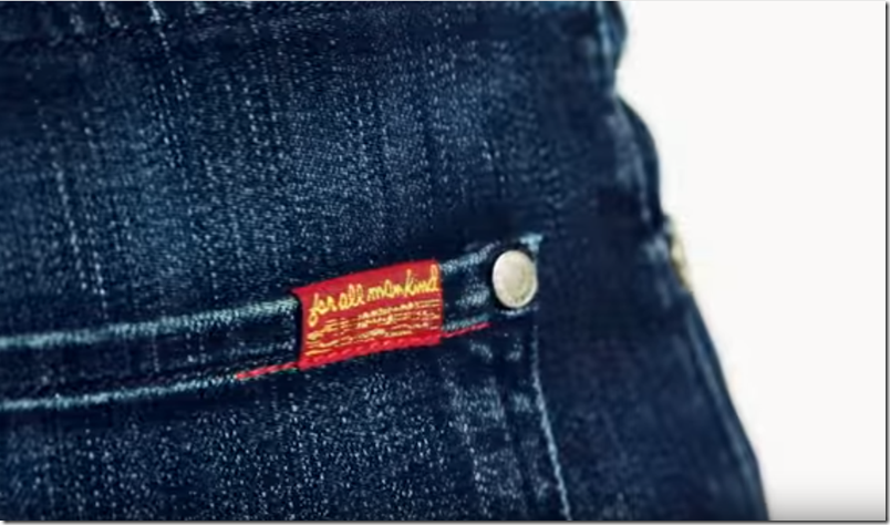 FOOLPROOF Denim Introduces by 7 For All Mankind denimsandjeans.com