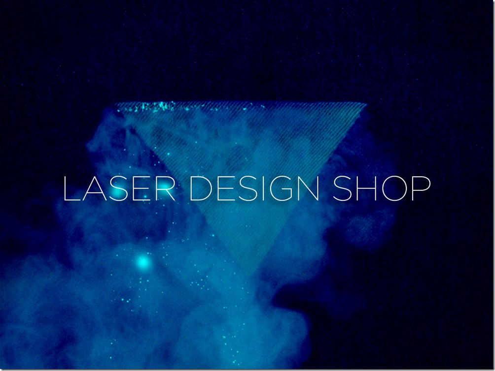 World's First Laser Design Shop by Tonello,denimsandjeans.com