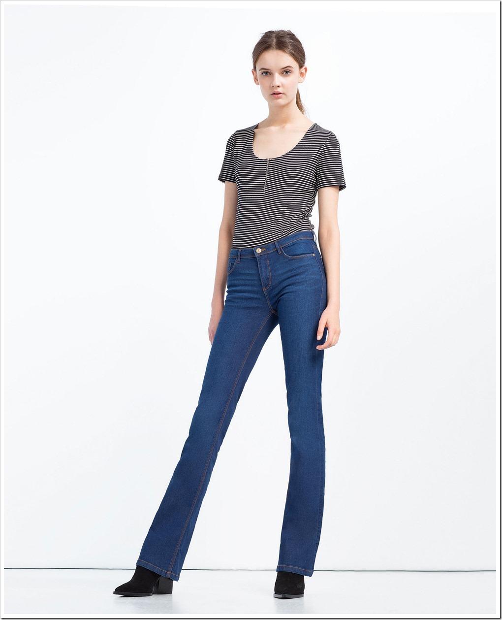 SS16 Denim styles from Zara : Zara Collection - Denim ...
