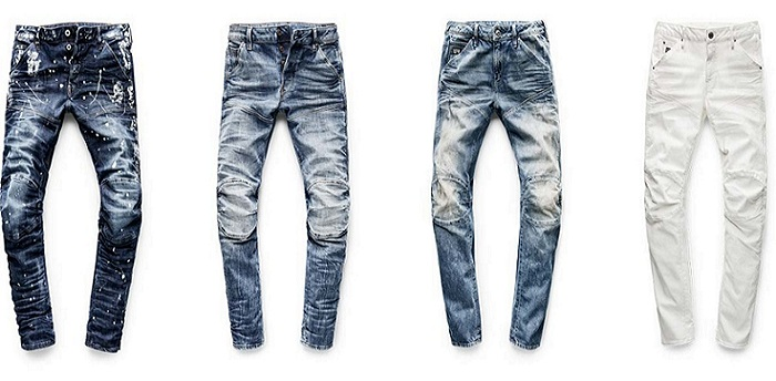 g star raw the elwood 3d denim 2016 denim jeans trends news and reports worldwide. Black Bedroom Furniture Sets. Home Design Ideas