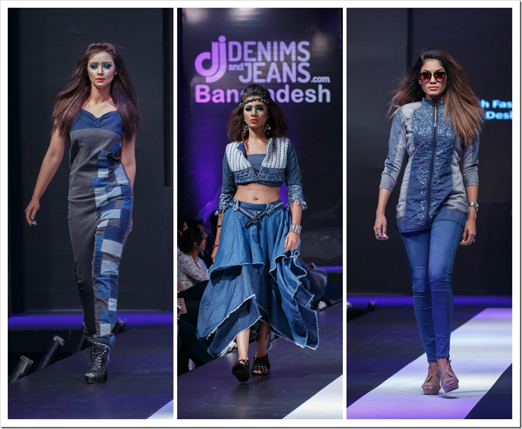 Bangladesh Fashion Students' Denim Design Contest Fashion Show at 5th Denimsandjeans.com Bangladesh Show
