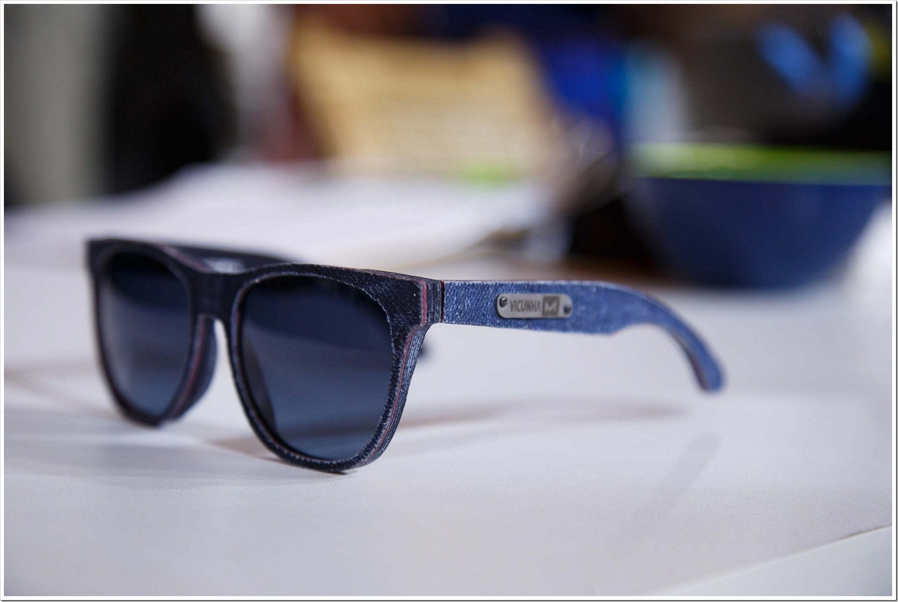 DENIM GLASSES : Vicunha Group : 5th Edition Denimsandjeans.com Bangladesh