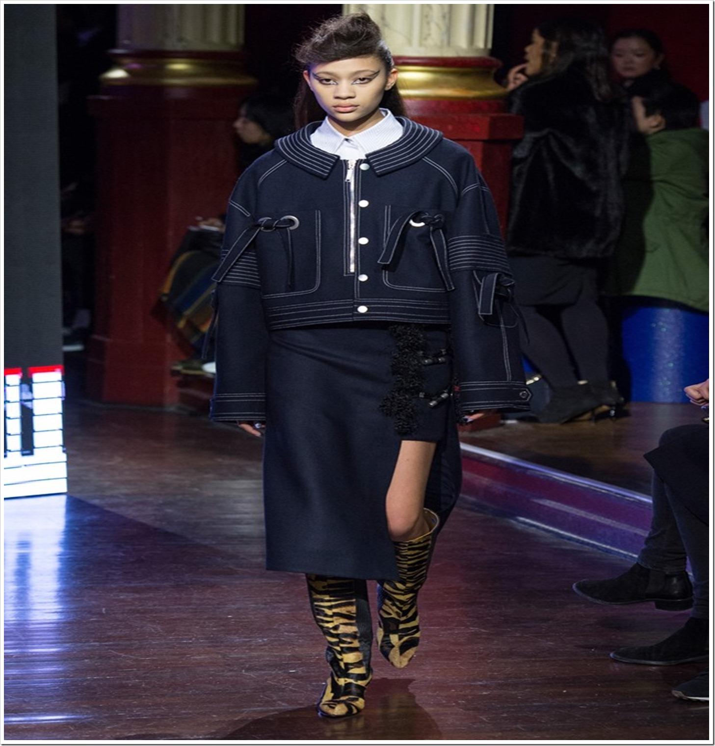 Kenzo : Fall 2016 Ready-To-Wear