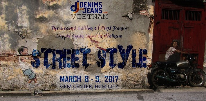 Street Style  | Denimsandjeans Vietnam 2nd Edition | March 8-9, 2017