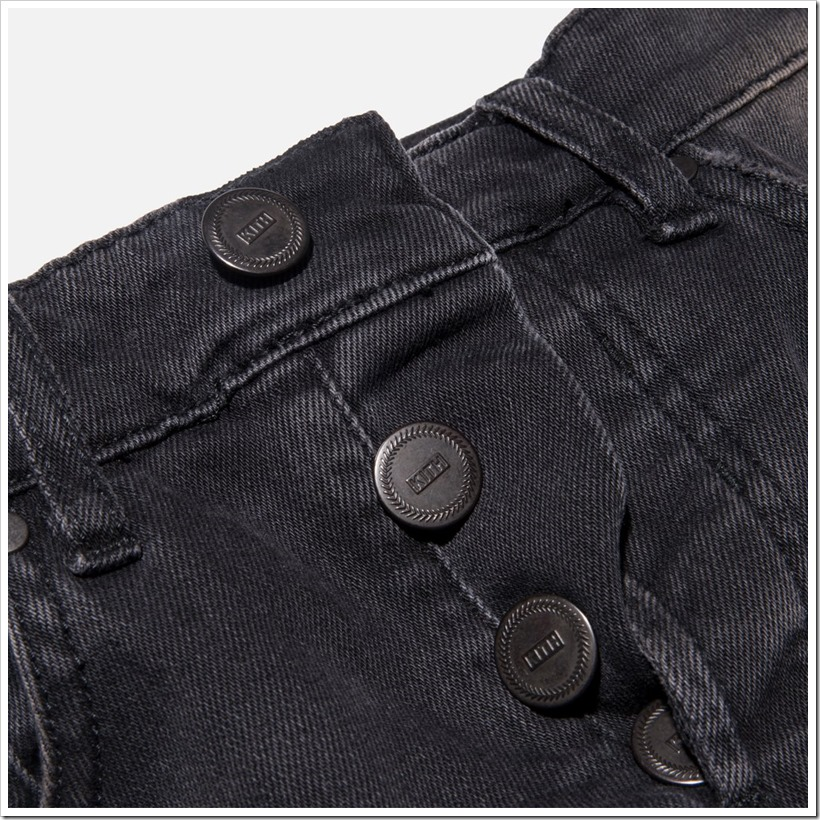 Monroe Denim Black | Denimsandjeans.com