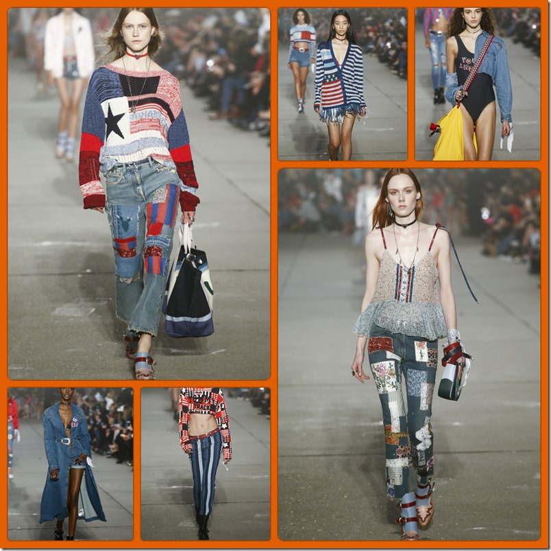 Tommy Hilfiger SPRING 2017 READY-TO-WEAR