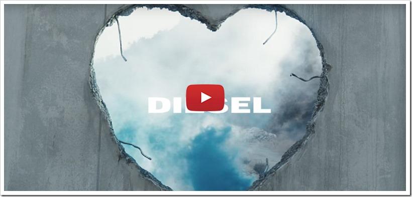 #MakeLoveNotWalls | Diesel | Denimsandjeans.com