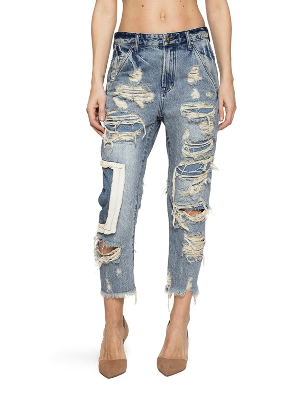 PRPS Spring 2017 Denim For Women | Denimsandjeans.com