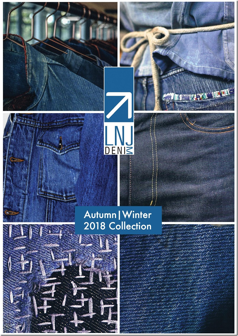 LNJ AW18 Collection | Denim PV | Denimsandjeans.com