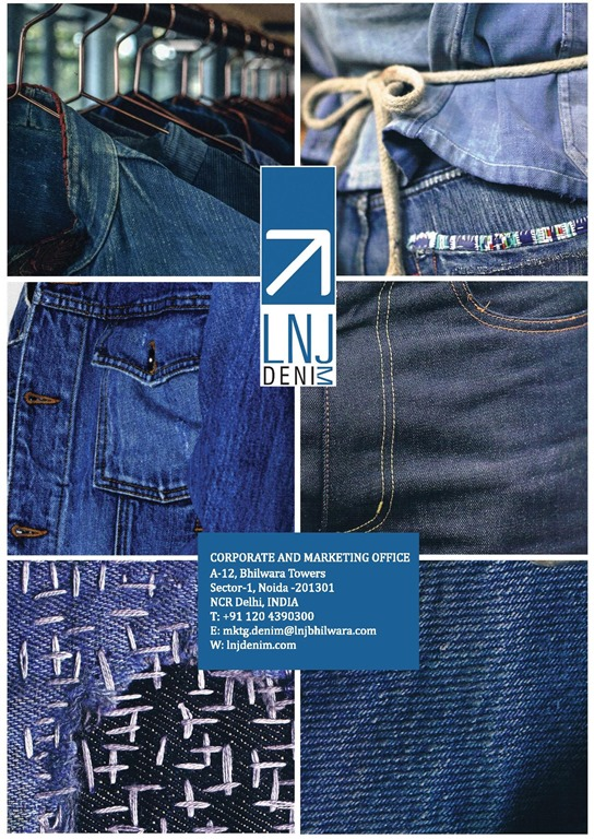 LNJ India First Time At Denim PV | Will Present AW18 Collection