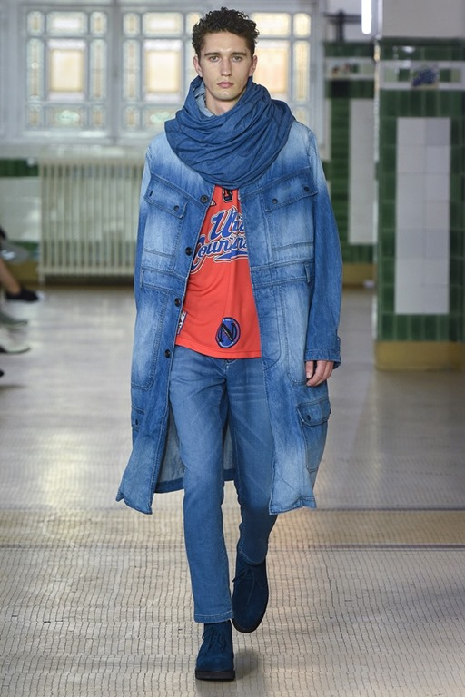Spring 2018 Menswear Looks From Some Cool Designers
