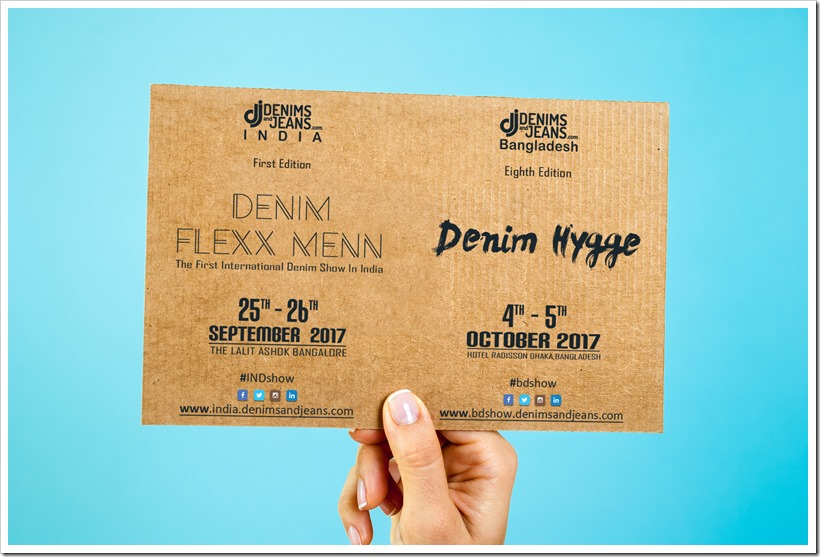 Save The Dates Of Our Upcoming Denim Shows
