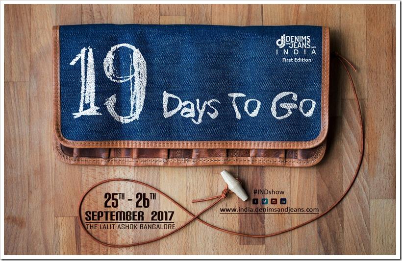 19 Days to go-