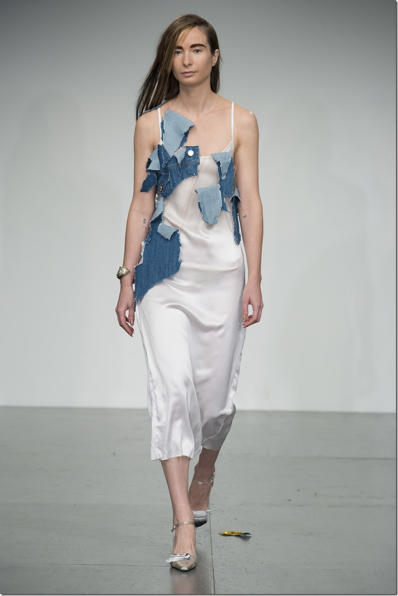 SPRING 2018 READY-TO-WEAR - LFW - Faustine Steinmetz