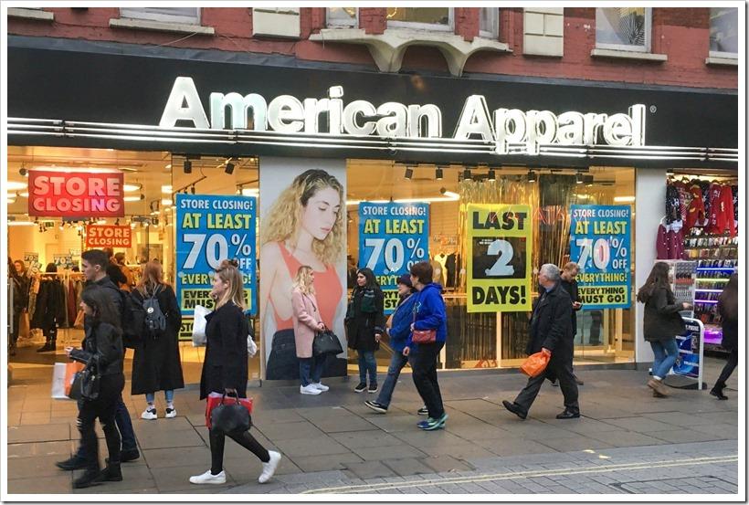 American Apparel | Denimsandjeans.com