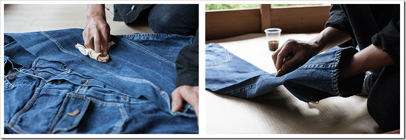 New Dry Denim Technology Without Shrinkage By VisVim