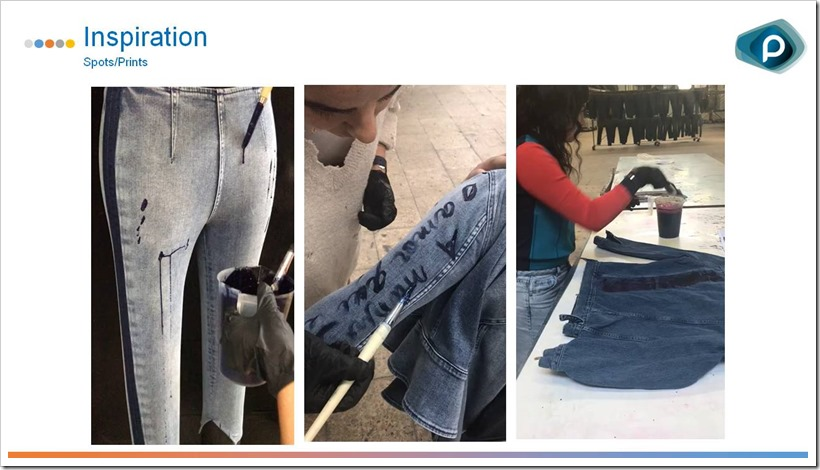Denim Wash Trend For Top European Brands For AW'18–A Presentation By Vasco Pizzaro | Denimsandjeans.com