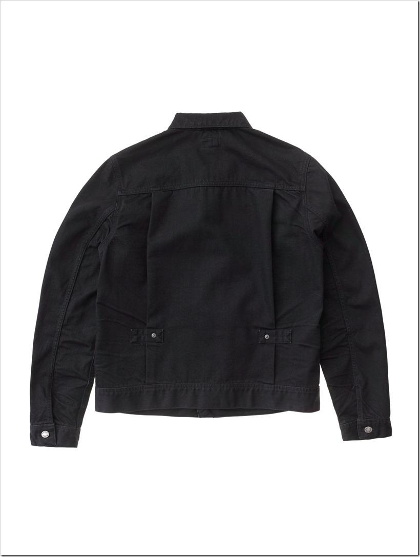 Sonny-Crinkle-Black-Black | Denimsandjeans.com