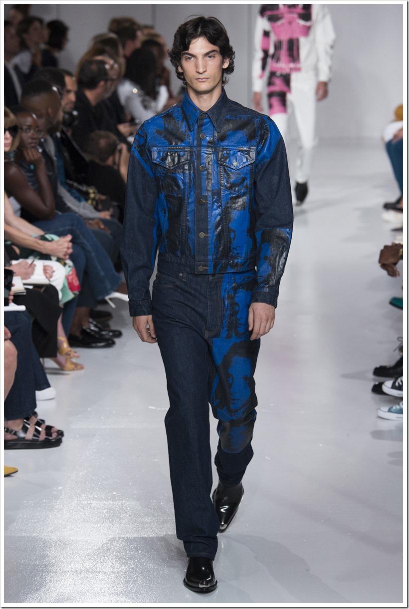 Calvin Klein | SS 2018 Runway