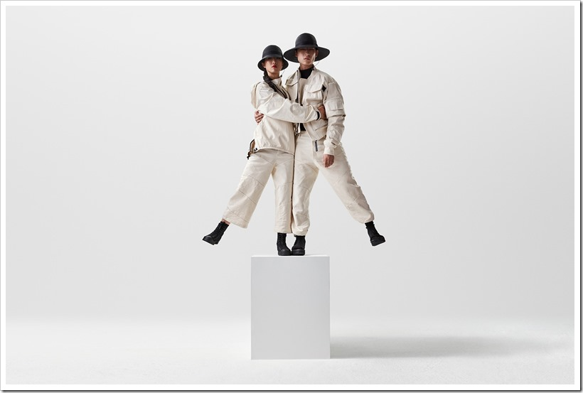 G-Star RAW Research III by Aitor Throup–First Foray Into Womenswear | Denimsandjeans.com