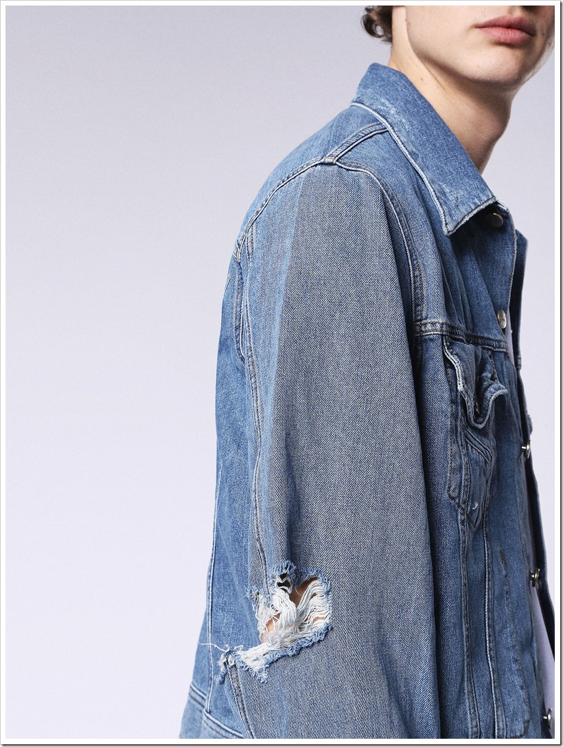 SS 18 Preview Collection By Diesel | Denimsandjeans.com