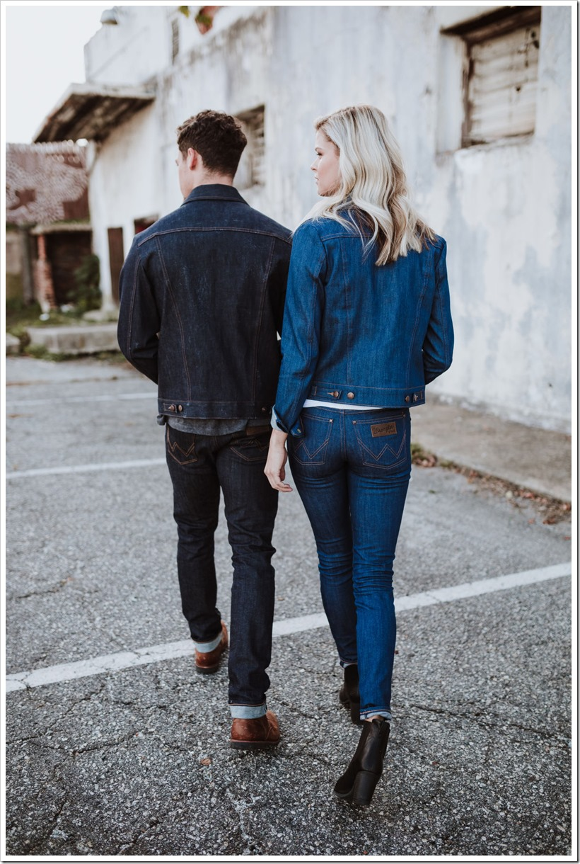 Wrangler Pays Tribute To Selvedge Denim With Its Limited 27406 Collection  Denimsandjeans.com