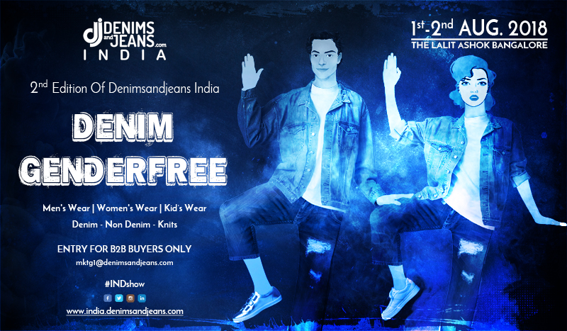 Denimsandjeans India | Denim Genderfree