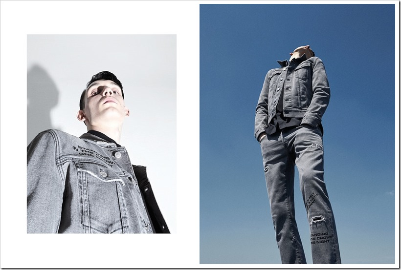 Dior Homme Denim Unveils SS 2018 Collection | Denimsandjeans.com