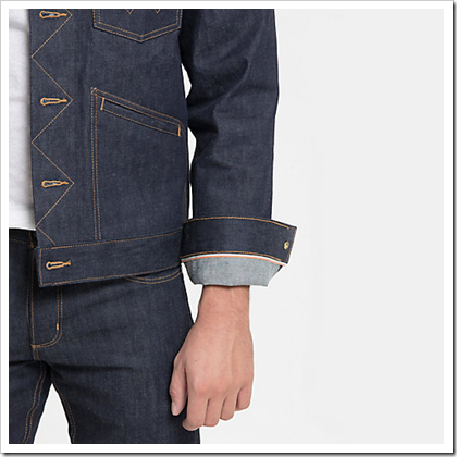 Wrangler Pays Tribute To Selvedge Denim With Its Limited 27406 Collection| Denimsandjeans.com