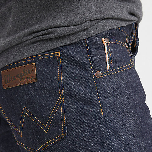 deb54469 ... Wrangler Pays Tribute To Selvedge Denim With Its Limited 27406  Collection  Denimsandjeans.com
