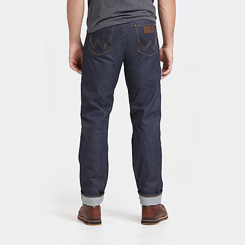 fa372558 Wrangler Pays Tribute To Selvedge Denim With Its Limited 27406 Collection   Denimsandjeans.com ...