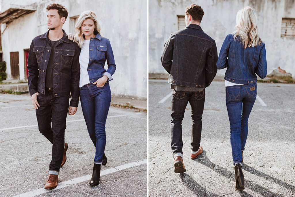 Wrangler Pays Tribute To Cone Denim With Its Limited 27406 ...